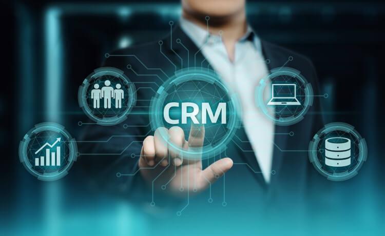 CRMツール・システムが持つ基本機能の種類と例を紹介