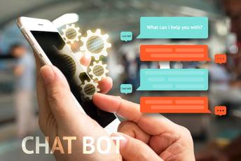 コンタクトセンターでチャットボットを導入する理由とそのポイント